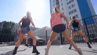 Видео: Frankie Boy Ft. Polakan(Prod. by Dj Dicky& Dj Kelvin) - Reggaeton - choreography by Inga Fominykh