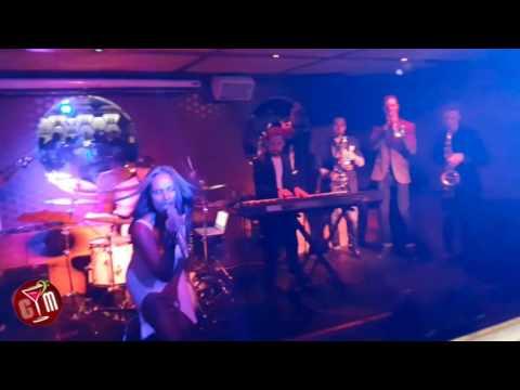 GrooveMartini - Stevie Wonder Medley