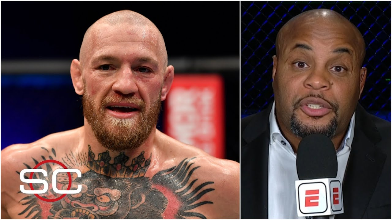 Daniel Cormier reacts to Conor McGregor's loss at UFC 257 | SportsCenter