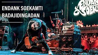 Gambar cover Endank Soekamti - Badajidingadan Live at Cravier 2018