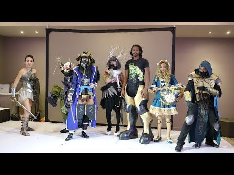 AnimeNext 2018 Cosplay Parade & Cosplay Contest