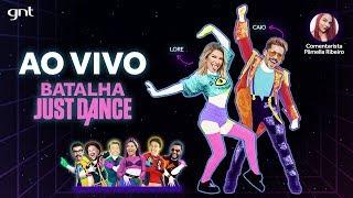 🔴 AO VIVO: Lore Improta e Caio Braz comentam o Just Dance World Cup e desafiam influenciadores