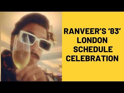 Ranveer Singh wraps up 83 London schedule in style   SpotboyE Mp3