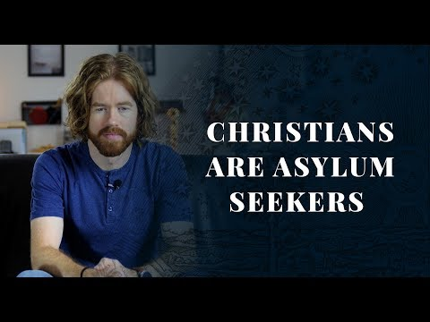 All Christians are #Asylum Seekers