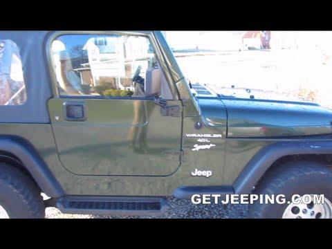 1997 Jeep Wranlger TJ - GetJeeping.com