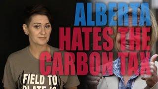 Poll: Albertans still hate NDP carbon tax