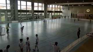 Greenlight Richterswil vs. Uhc Collina d'oro U16