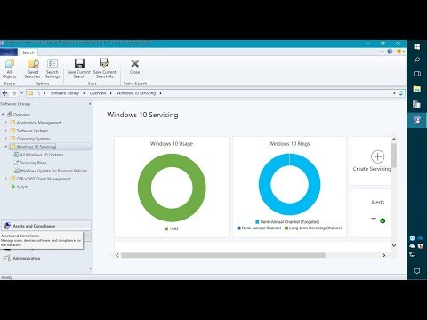 12 - Windows 10 Servicing and In-Place Upgrades In Microsoft SCCM