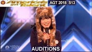 Fail Auditions with  Pets and Animal Sounds America's Got Talent 2018 Auditions AGT