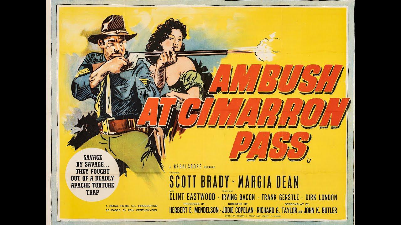 Download Ambush at Cimarron Pass (1958) Reel Review