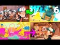 6 Mensajes Ocultos de Gravity Falls Que Tal Vez No Viste! 2017