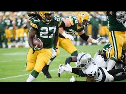 Eddie Lacy Joins Seattle Seahawks From Green Bay Packers