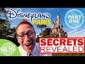 Exploring Disneyland Paris!!   Sleeping Beauty's Castle Secrets Revealed