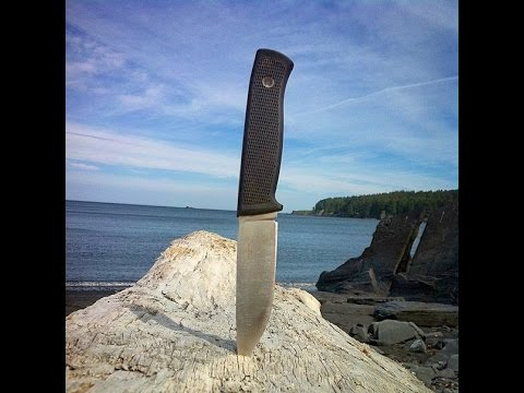 Выбор ножа для рыбака  Fallkniven F1