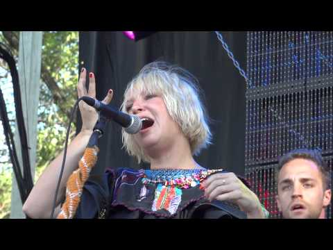 Sia Soon We'll Be Found Live Montreal Osheaga 2011 HD 1080P