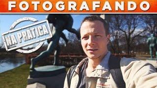 """[Na Prática] Sol Forte Em Oslo + Dica De """"Gigantismo"""" Para Suas Fotos"""