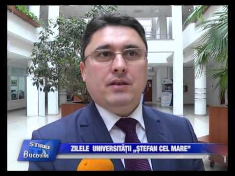 05   Zilele Universitatii Stefan cel Mare Suceava Bucovina TV ro   07 03 2014