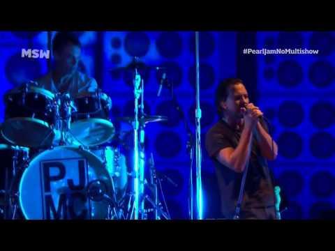 Pearl Jam -  in Lolapalooza