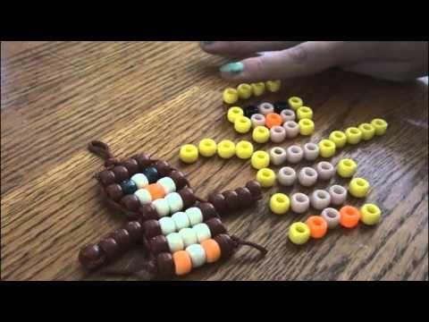 DIY: Beaded Owl  | SoCraftastic