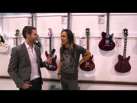 Washburn Nuno Bettencourt Series Electric Guitars - NAMM 2014