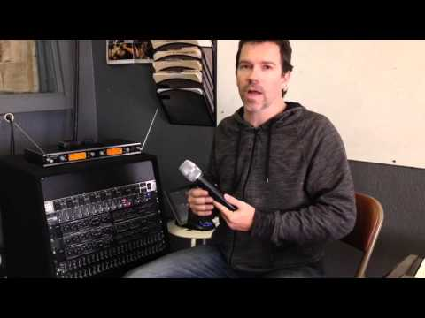 GTD Audio G-380 Wireless Mic System Review