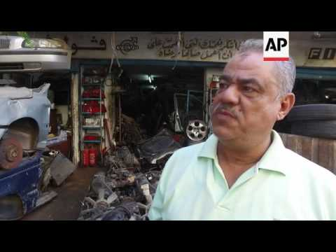 Smuggling and economic woes ravage Port Said trade
