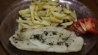 """ Lemon Papper Fish "" Bajias Cooking"