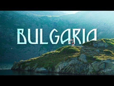 Bulgaria 8K HDR 60P (FUHD)