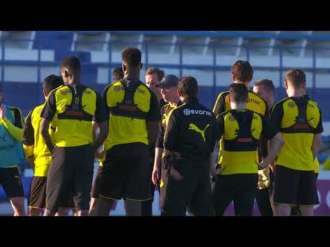 BVB-Training in Marbella am 3. Januar