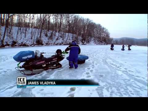 ICE TEAM: Set-Back Connecticut River Monsters