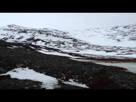 View of Lille Narsaq Greenland urdu version