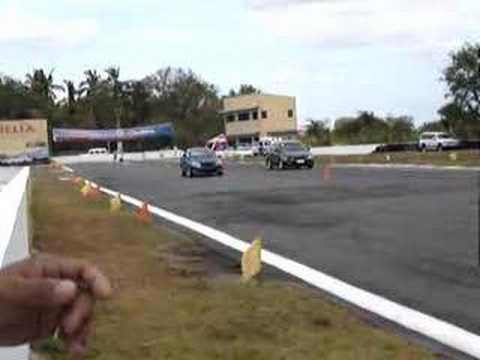 Group N-Fritz Olan's Vios vs Ready? Racing's Odyssey Van