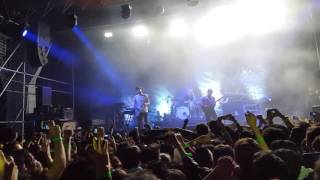 Foals - Prelude/Snake Oil (Lima, Perú) 14/10/16