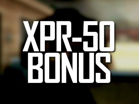 BO2 Bonus: XPR-50