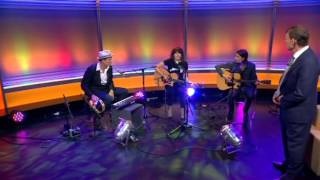 Chrissie Hynde House Of Cards Andrew Marr Show 2014