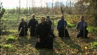"""BUSHIDO, der Weg des Kriegers - Orf Doku """"Religionen der Welt"""""""