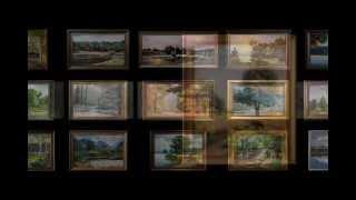 """Коллекция галереи """"ARTIST"""": пейзажи"""