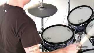 Roland Drum Lessons - Lesson 4 (Rudiments)