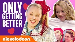 "JoJo Siwa's ""Only Getting Better"" Valentine's Day Music Video 💓 