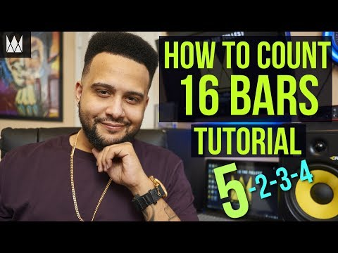 How To Count and Write 16 Bars in Rap  CurtissKingBeatscom