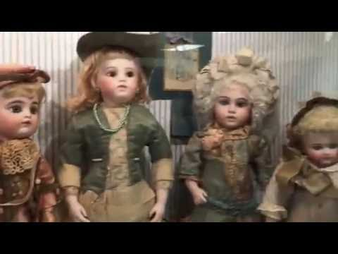 Ruby Lane Visits The Legacy Doll Museum in Billings, Montana