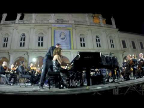 Narnia Festival 2016 - Mozart Rondo Alla Turca Cristiana Pegoraro Lorenzo Porzio