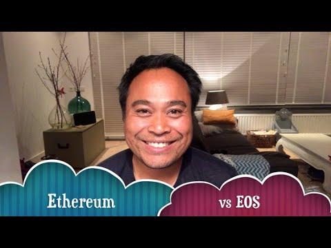 Ethereum Vs EOS: The Battle On Reddit Between Vitalik Vs Dan