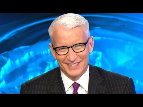 Anderson Cooper reads best 'covfefe' tweets