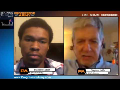 Stephen Jaffe on working with Republicans in Congress