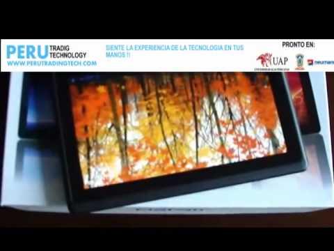Tablet Peru Trading Technology Nuevo Modelo 2012