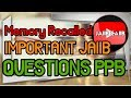 JAIIB Important memory recalled questions principles and practices of banking