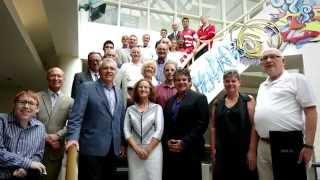 Partnership between Brigil and Heritage College