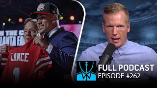 Bust The Narrative: 49ers take Lance + #AskMeAnything: Draft | Chris Simms Unbuttoned Ep. 262 (FULL)
