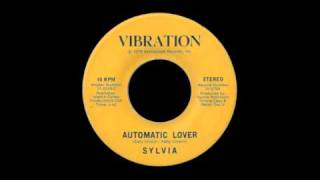 Sylvia - Automatic Lover (1978)